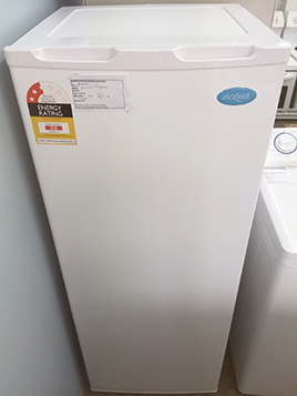 Acqua second hand freezer at Appliance Services in Christchurch New Zealand
