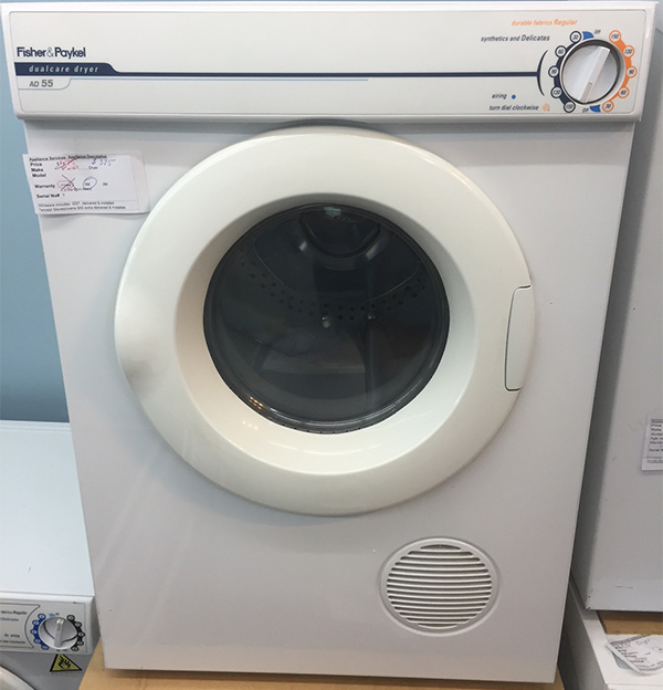 Fisher & Paykel washing machine $375 with six month warranty